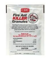 CRC 14039 4oz FIRE ANT KILLER GRANULES