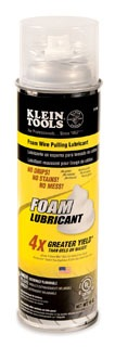 KLEIN 51100 Wire Pulling Foam Lubricant 19oz can