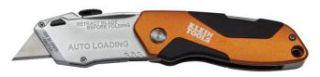 KLN 44130 KLN AUTO LOADING FOLDING UTILITY KNIFE