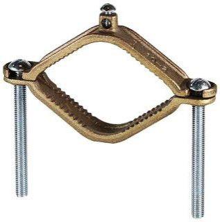DOTTIE 1001 2-1/2-4 BRASS GRD CLAMP