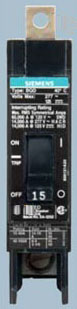 SIEM BQD115 SP 15A 277V CB