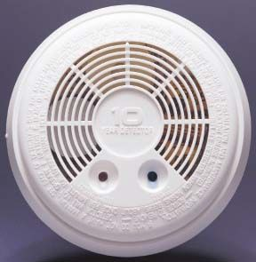 FIRST ALERT 4010YR SMOKE DETECTOR