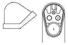 PVC 1-1/2-PVC-SVC-ENT-CAP SERVICE ENTRANCE CAP