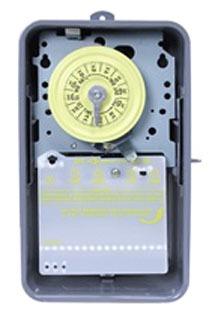 T101R3 NEMA 3R - STEEL CASE 125 V SPST BEIGE CASE