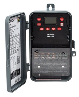 TORK E101PB 24HR SPST TIME SWITCH