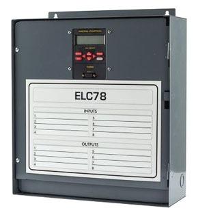TORK ELC78 8CHNL LIGHTING CTRLR