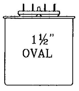 ULT 005-1184-BH 10MFD 400V BAL/CAP