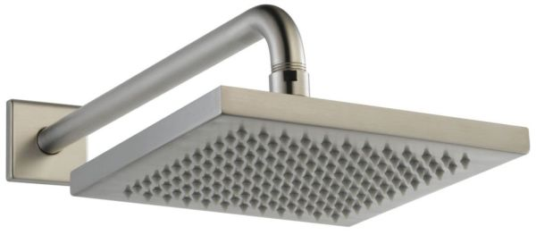 1-Function Raincan Showerhead - Brilliance Stainless, 2.5 GPM