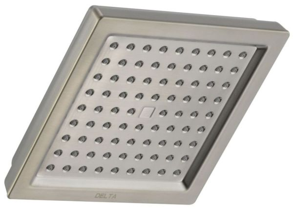 1-Setting Shower Head - Dryden, Brilliance Stainless Steel