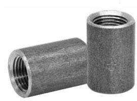 "3"" Steel Domestic Full Straight Coupling"