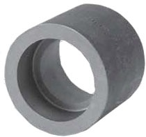 """2"""" Forged Carbon Steel Straight Coupling"""