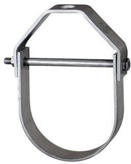 "3"" Carbon Steel Adjustable Clevis Pipe Hanger"
