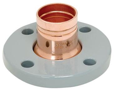 "3"" Copper Flange Adapter"