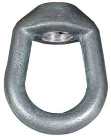 "5/8"" Weldless Eye Nut, Steel"
