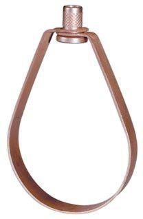 "1/2"" Carbon Steel Adjustable Swivel Ring Pipe Hanger"