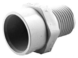 """3/4"""" X 1/2"""" CPVC Male Reducing Adapter"""