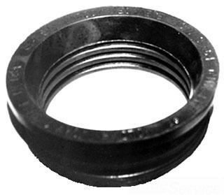 """4"""" Quik-Tite/Compression Pipe Fitting Gasket, Rubber"""