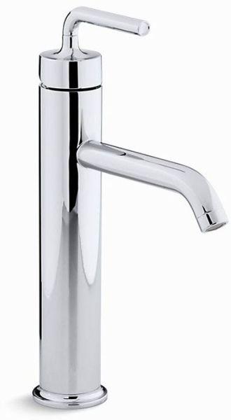 Purist Single Control Lavatory Faucet Polished Chrome