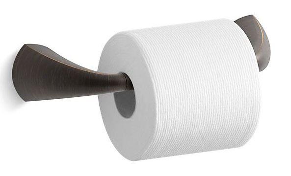 Alteo Pivoting Toilet Tissue Holder, Oil Rubbed Bronze