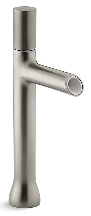 Toobi Tall Sc Lavatory Faucet Vibrant Brushed Nickel