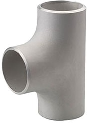 """2"""" 316L Stainless Steel Straight Tee"""