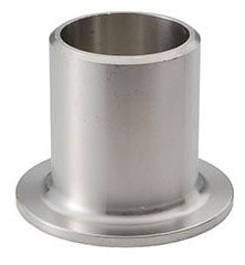 """6"""" Stainless Steel Stubend - SCH 10, Buttweld, 304/304L Stainless"""