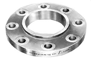 "1-1/2"" Stainless Steel Raised Face Flange - Slip-On, 150 psi"
