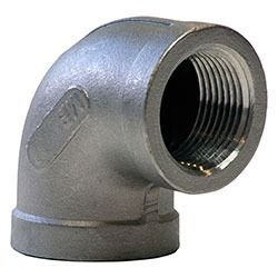 Cast 316 Stainless Steel 90D Elbow