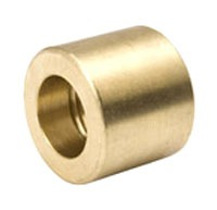 "1/2"" X 1/8"" Wrot Brass Flush Reducing Bushing"