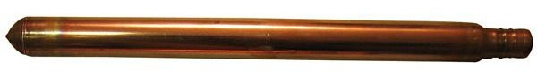 "1/2"" X 8"" Copper Straight Stub-Out"