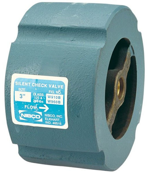 "6"" W-910-B Check Valve, Cast Iron"