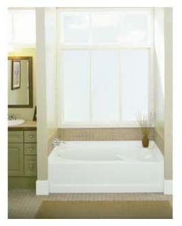 3FT RH TUB ENCL-3PK