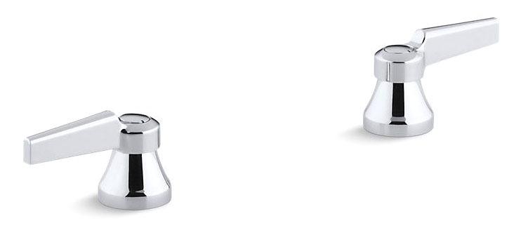 Triton Handle Kit Lever Small Polished Chrome
