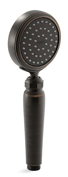 Artifacts 2.0 GPM Single Funtion Handshower Oil Rubbed Bronze