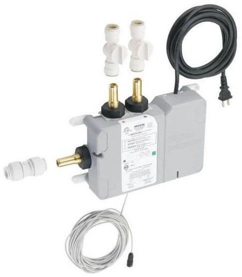 Push-Fit Digital Thermostatic Tub Valve