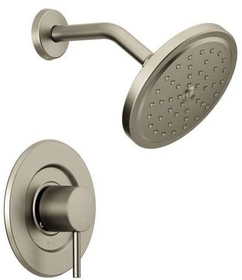 Align Brushed Nickel Moentrol Shower Only