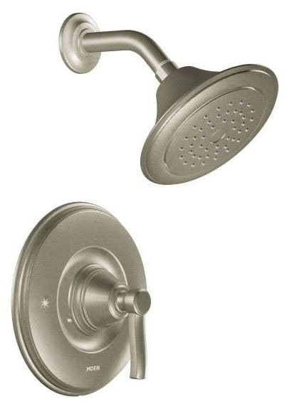 Rothbury Brushed Nickel Posi-Temp Shower Only
