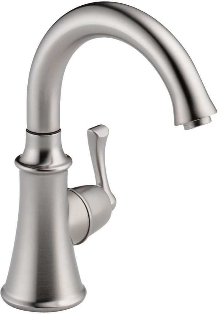 Traditional Beverage Faucet Arctic Stainless