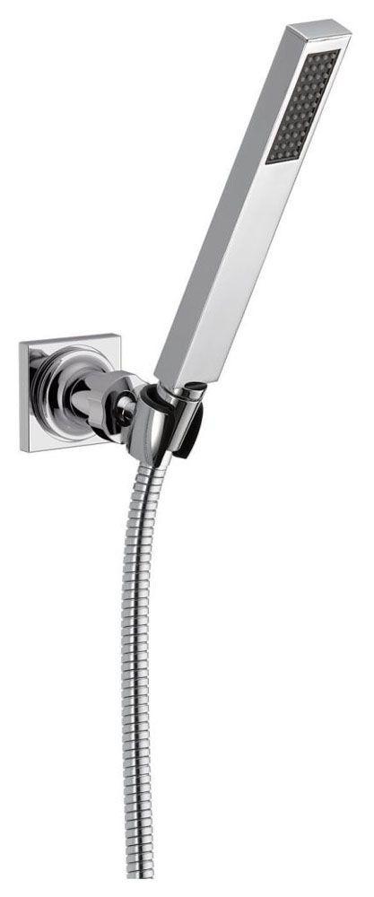 Vero Premium Single-Setting Adjustable Wall Mount Hand Shower Chrome