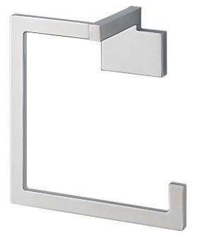 Towel Ring - Siderna, Polished Chrome
