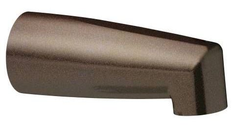 Wall Mount Non-Diverter Tub Spout - Oil Rubbed Bronze