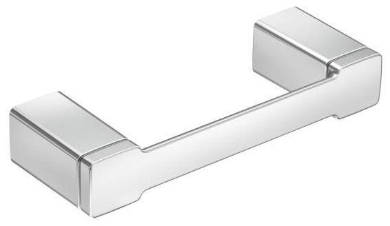 Pivoting Toilet Paper Holder, Chrome