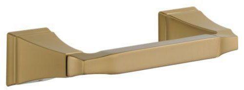 Dryden Pivot Arm Wall Mount Toilet Tissue Holder - Brilliance Champagne Bronze