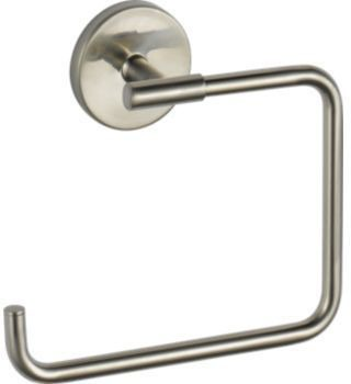 """Trinsic 6-13/32"""" Towel Ring - Brilliance Stainless"""
