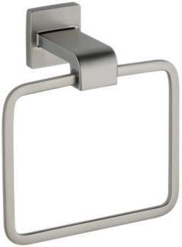 """Ara 7-1/16"""" Towel Ring - Brilliance Stainless"""