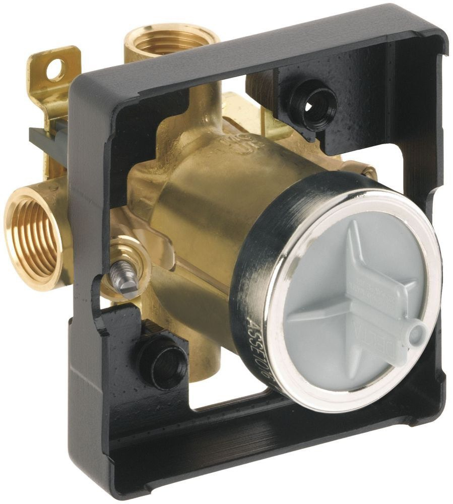 Multichoice Universal Tub / Shower Rough - Ips Inlets / Outlets Not Applicable
