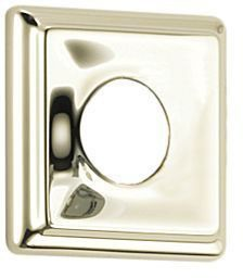 Dryden Shower Flange Polished Nickel