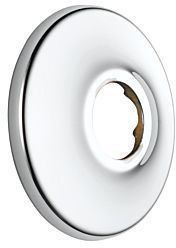 CHROME SHOWER FLANGE