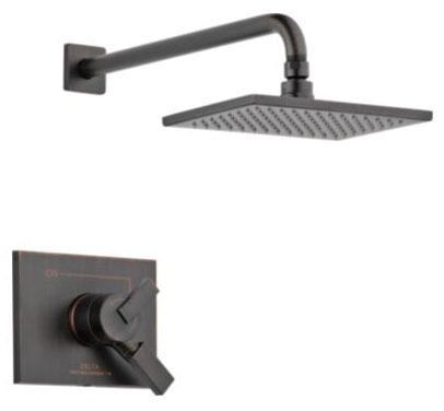 Vero Monitor 17 Series Shower Trim Venetian Bronze