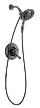 Linden Shower Trim Kit - Monitor 17, In2ition Head and Hand Shower, Single Lever Handle, Venetian Bronze, 1.75 GPM